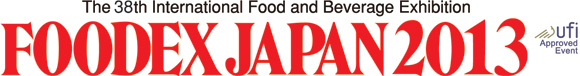 FOODEX JAPAN Logo