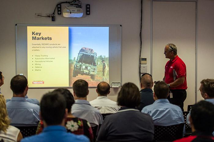 Redarc Electronics Presentation