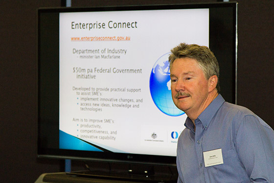 John Mills Enterprise Connect