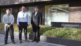 Equipo Takenaka Corporation