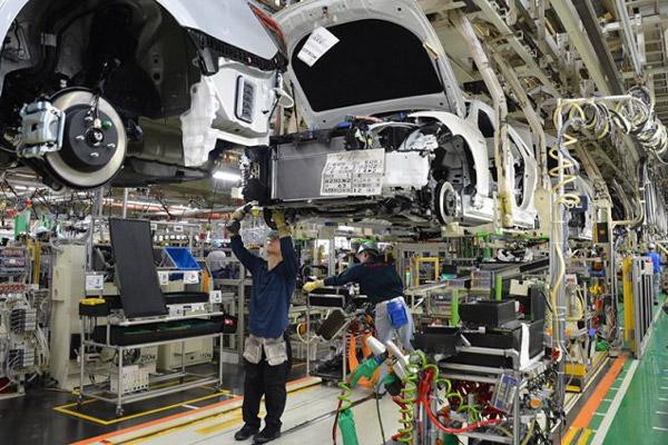 Toyota Factory Tour Japan
