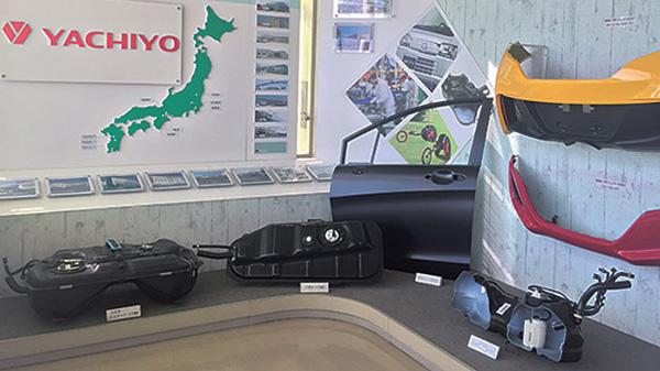 Línea de productos Yachiyo OTRS10