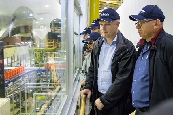 Visita a la Fábrica de Fundokin Shoyu