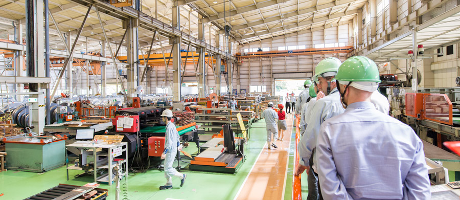 Lean Manufacturing y Entrenamiento Kaizen -Tour por la Fábrica