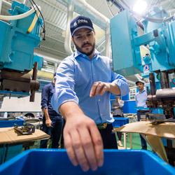 جولة التعرف على نظام الإنتاج والتصنيع الرشيق في اليابان - تدريب عملي