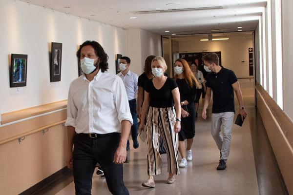 Lean Japan Tour - Takatsuki General Hospital Visit