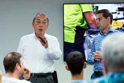 TPS and Lean Expert Akinori Hyodo
