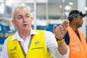 Lean Leader in Factory